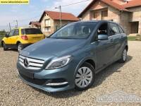 Polovni automobil - Mercedes Benz B 200 Mercedes Benz B 200 NGD/aut./ful/NOV