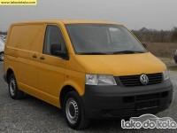 Polovno lako dostavno vozilo - Volkswagen transporter T5