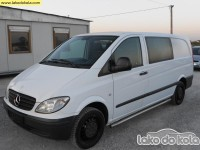 Polovno lako dostavno vozilo - Mercedes Benz Vito 109 CDI/6 SEDISTA