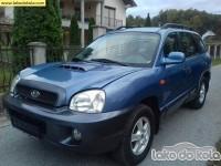 Polovni automobil - Hyundai Santa Fe Santa Fe 2,0CRDI