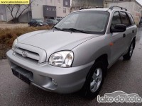 Polovni automobil - Hyundai Santa Fe Santa Fe 2,0CRDI 4X4