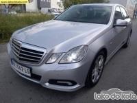 Polovni automobil - Mercedes Benz 123 Mercedes Benz E 200 E 200CDI AVANGARD