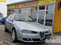 Polovni automobil - Alfa Romeo 156 Crosswagon Q4 1.9MJET 4X4/FUL