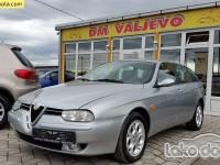 Polovni automobil - Alfa Romeo 156 Alfa Romeo SW 1.9 JTD ODLIČNA