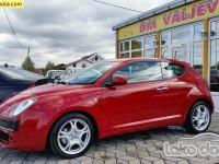 Polovni automobil - Alfa Romeo MiTo Alfa Romeo 1.3 MJET PERFFEKTNA