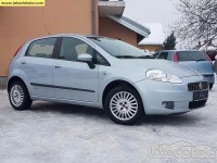 Polovni automobil - Fiat Grande Punto Grande Punto 1.4 8V UV0ZCH/N000V