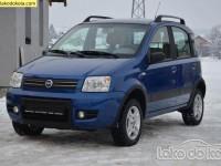 Polovni automobil - Fiat Panda 1.2  4X4 CLIMBING
