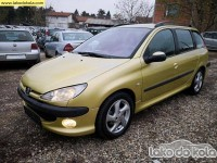 Polovni automobil - Peugeot 206 SW 2.0HDI 66 K W