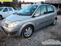 Polovni automobil - Renault Scenic 1.9DCI DINAMIC LUX