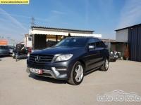 Polovni automobil - Mercedes Benz 123 Mercedes Benz ML 250 BLUETEC AMG 4M