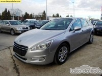 Polovni automobil - Peugeot 508 2.0 HDI EXCLUSIVE