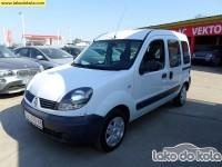 Polovni automobil - Renault Kangoo 1.6  CNG