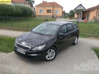 Polovni automobil - Peugeot 308 1.6HDi Business Pack