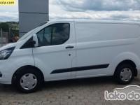 Novo lako dostavno vozilo - Ford Transit CUSTOM 300 L1H1