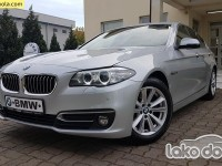 Polovni automobil - BMW 520 Luxury