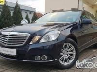 Polovni automobil - Mercedes Benz E 220 Mercedes Benz E 220