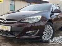 Polovni automobil - Opel Astra J Astra J