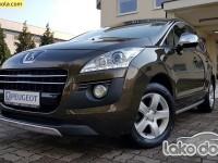 Polovni automobil - Peugeot 3008 2.0 hdi