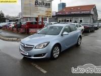 Polovni automobil - Opel Insignia 2.0 CDTI/NAV/XENON