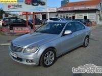 Polovni automobil - Mercedes Benz C 200 Mercedes Benz C 200 CDI/NAV