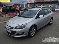 Polovni automobil - Opel Astra J Astra J 2.0 CDTI/LED/165 HP