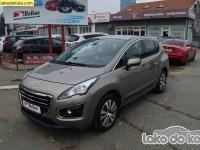 Polovni automobil - Peugeot 3008 2.0 HDI/NAV/LED/AUT.