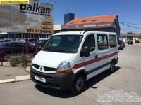 Polovno lako dostavno vozilo - Renault master vozilo za invalide