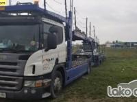 Polovno teretno vozilo preko 7.5 tona - Scania P420