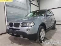 Polovni automobil - BMW X3 2,0  restajling