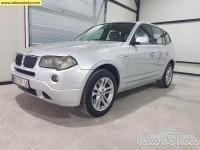 Polovni automobil - BMW X3 2,0d sport