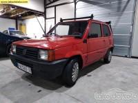 Polovni automobil - Fiat Panda 1,1b lpg