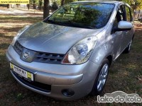 Polovni automobil - Nissan Note 1.5 DCI ACENTA
