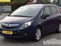 Polovni automobil - Opel Zafira KAMERA/NAVlGACIJA