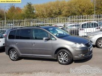 Polovni automobil - Volkswagen Touran 2.0 tdi DSG