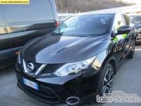 Polovni automobil - Nissan Qashqai 1.6 dci TEKNA
