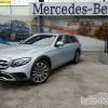 Polovni automobil - Mercedes Benz E 220 Mercedes Benz E 220 d 4M ALLTERRAIN