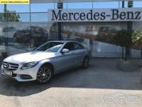 Polovni automobil - Mercedes Benz C 180 Mercedes Benz C 180