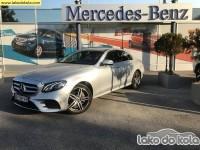Polovni automobil - Mercedes Benz E 220 Mercedes Benz E 220 d 4M AMG Line