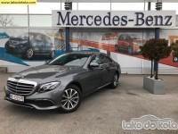 Polovni automobil - Mercedes Benz E 220 Mercedes Benz E 220 d 4M EXCLUSIVE