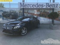 Polovni automobil - Mercedes Benz E 220 Mercedes Benz E 220 d 4m L AMG Line
