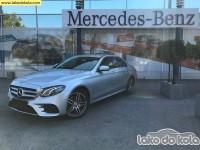 Polovni automobil - Mercedes Benz E 220 Mercedes Benz E 220 d AMG Line