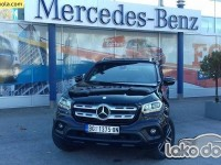 Polovno lako dostavno vozilo - Mercedes Benz X 250 d