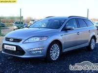 Polovni automobil - Ford Mondeo 2.0 tdci