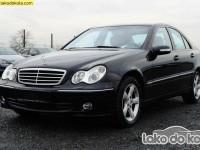 Polovni automobil - Mercedes Benz C 220 Mercedes Benz C 220 Avantgarde