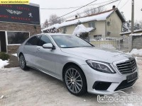 Polovni automobil - Mercedes Benz 123 Mercedes Benz S 350 7-GTronic AMG LONG