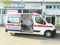 Novo lako dostavno vozilo - Opel movano Sanitet 2,3