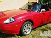 Polovni automobil - Fiat Barchetta 1.8