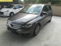 Polovni automobil - Mercedes Benz B 180 Mercedes Benz B 180 Executive nav/kamera