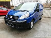 Polovno lako dostavno vozilo - Fiat scudo 1.6 HDI