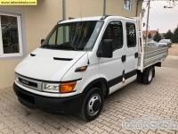 Polovno lako dostavno vozilo - Iveco daily 2.3 HPI PUTAR